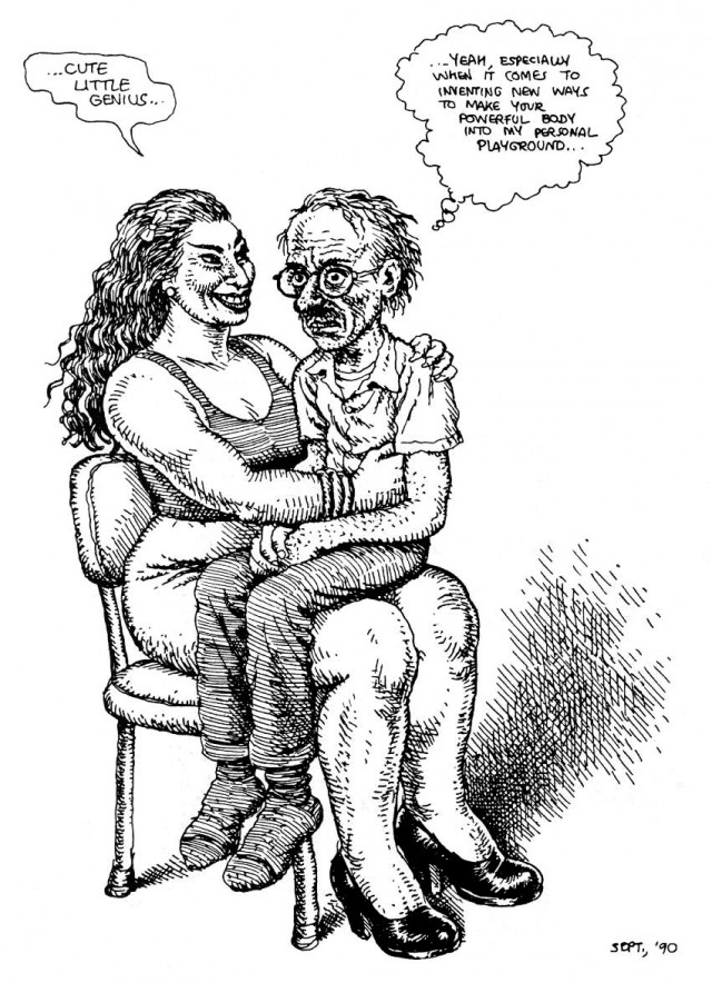 Comic: Robert Crumb