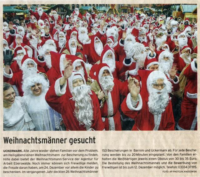 Prenzlauer Zeitung 16.11.2013