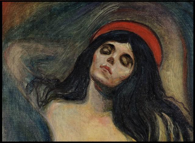 Gemälde: Edvard Munch (Ausschnitt: Jabs)