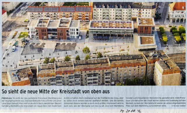Prenzlauer Zeitung 27.08.2013