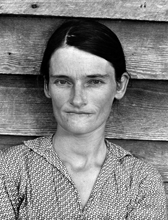 Walker Evans_Allie Mae Burroughs