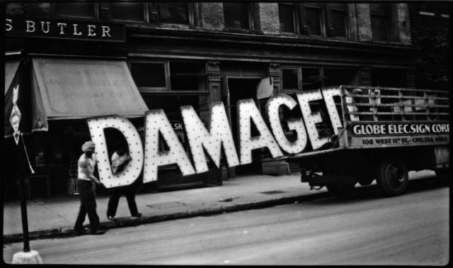 Walker Evans_Damaged