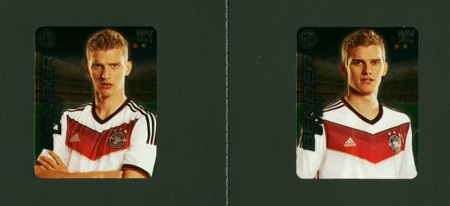 Lars (links) und Sven (rechts) Bender