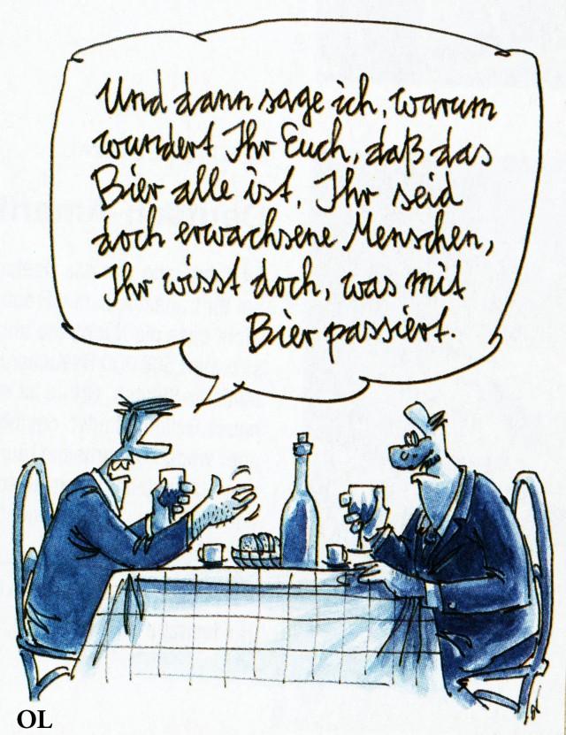 Karikatur: OL