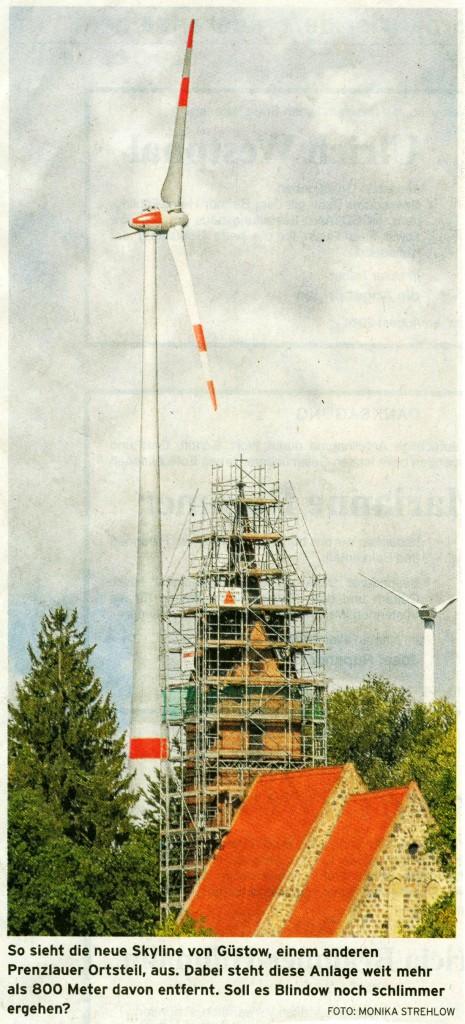 Prenzlauer Zeitung 30./31.08.2014