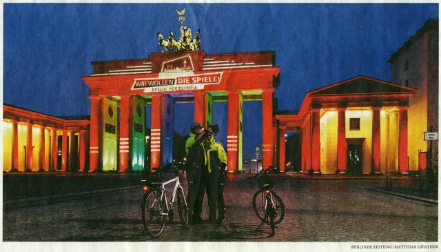 Berliner Zeitung 24./25.01.2014