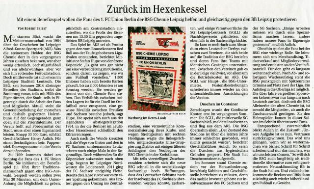 Berliner Zeitung 28.02.2015