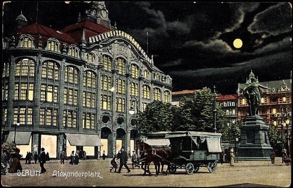 Alexanderplatz-Kaufhaus Tietz
