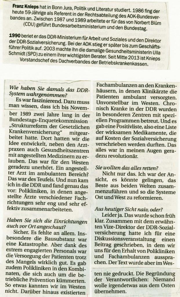 Berliner Zeitung 26.08.2015