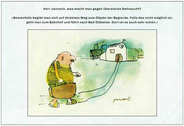 Karikatur: Janosch