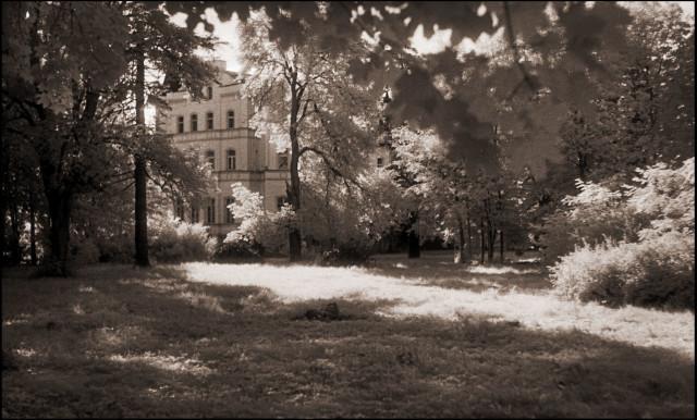 Foto: Jabs (Schloss Kröchlendorff, 1987)