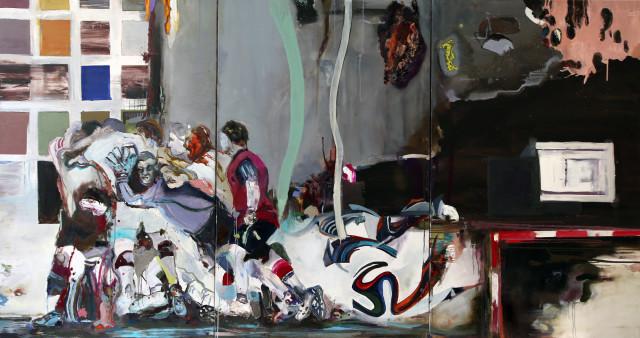 Gemälde: Rudi Kargus