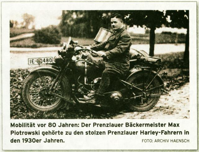 Pressefotos Prenzlauer Zeitung