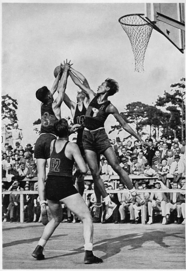 Zigarettenbilder_Olympia_Berlin-1936_Basketball