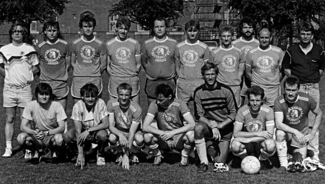 HSG Humboldt-Uni 1988/89