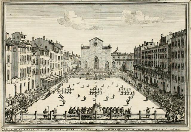 Calcio Fiorentino 1688