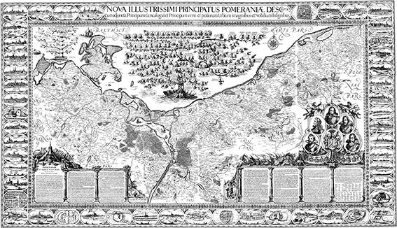 Pommern 1618