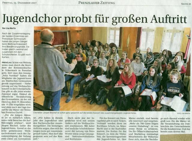 Prenzlauer Zeitung