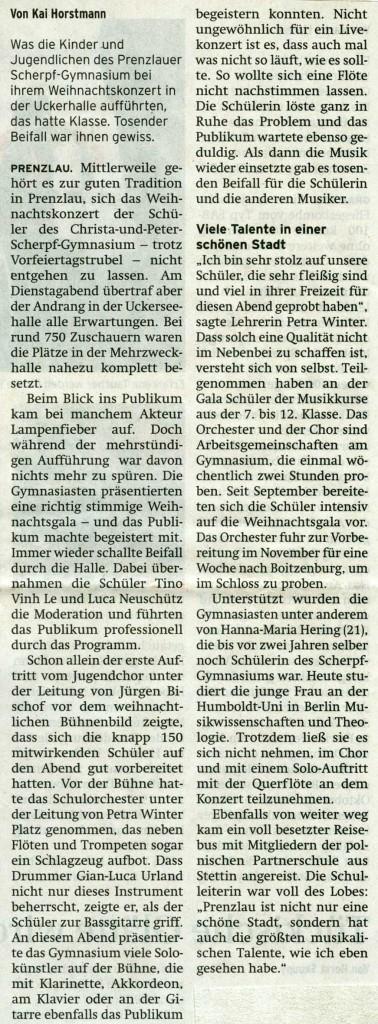 Prenzlauer Zeitung 21.12.2017