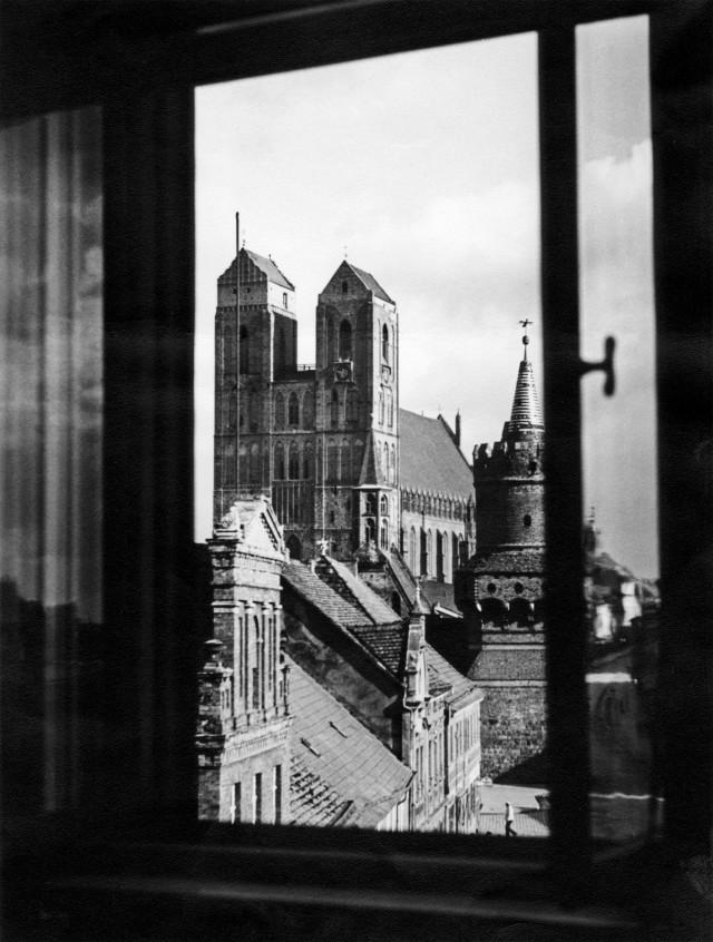 Axel-Grosser-New-York_Marienkirche-Prenzlau-historisch