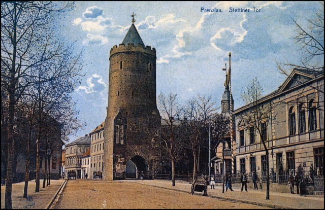 101_Prenzlau_historisch_Postkarte_Stettiner-Tor