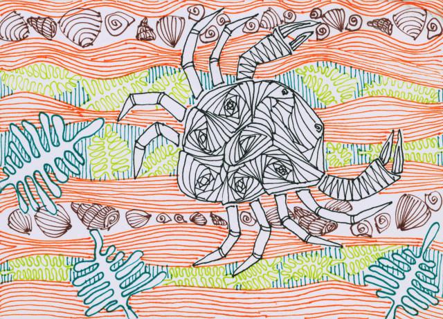 Zeichnung: Josi Grosse