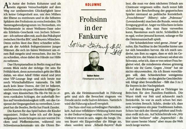 Volker-Heise