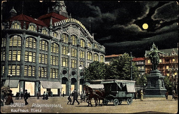 Berlin-Alexanderplatz-Kaufhaus-Tietz
