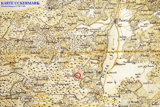 alte-Landkarte-Uckermark-Gerswalde