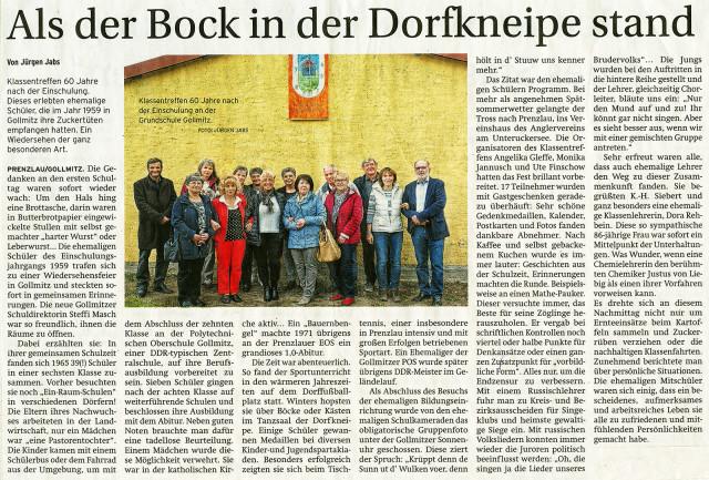 Prenzlauer Zeitung 25.10.2019