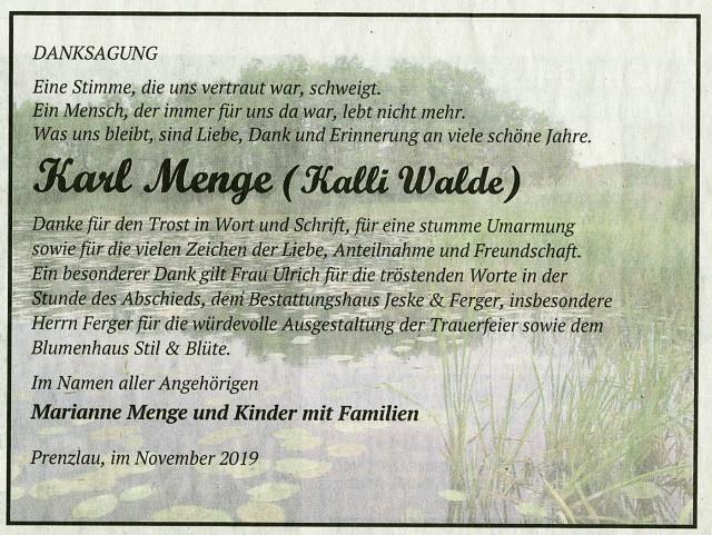 Kalli-Walde