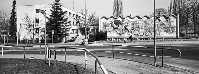 Foto: Jabs (Gebäude der SED-Kreisleitung Prenzlau)