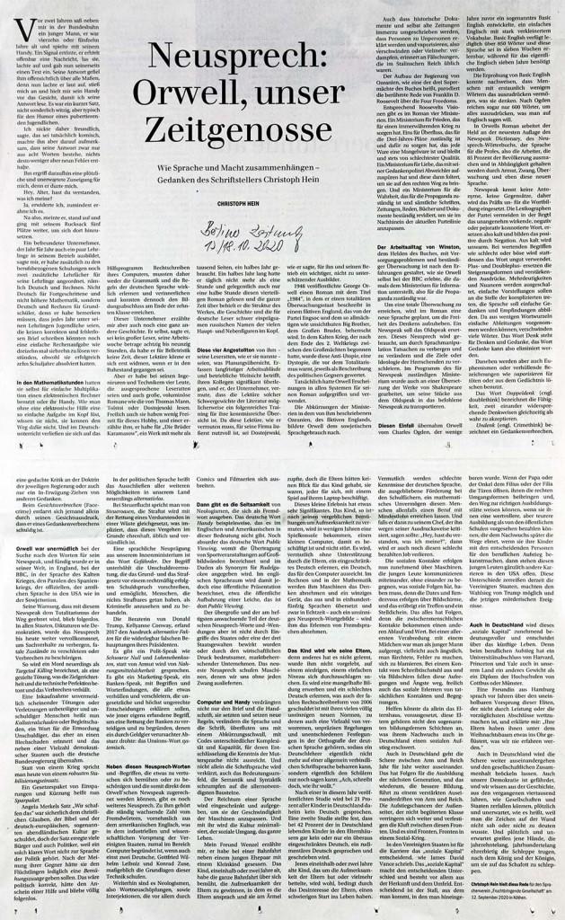 102-Christoph-Hein-Neusprech-Orwell