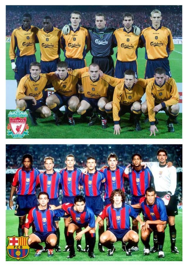Liverpool-Barcelona-Mannschaftsfotos_2001