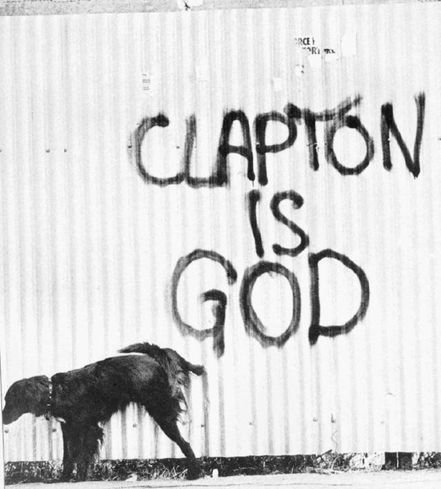 102-Clapton is God